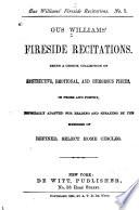 Fireside Recitations