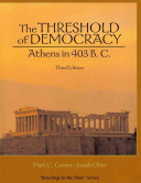 The Threshold Of Democracy PDF