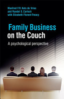 Family Business on the Couch ebook
