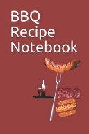 BBQ Recipe Notebook
