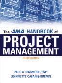 The AMA Handbook of Project Management [Pdf/ePub] eBook