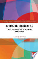 Crossing Boundaries