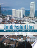 Climate Resilient Cities