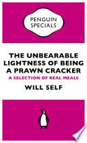 The Unbearable Lightness of Being a Prawn Cracker Book