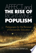 Affect and the Rise of Right Wing Populism