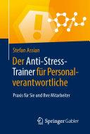 Der Anti-Stress-Trainer für Personalverantwortliche