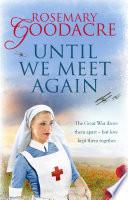 Until We Meet Again Book
