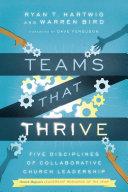 Teams That Thrive