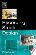 Recording Studio Design PDF