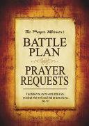 Battle Plan Prayer Requests