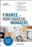 Finance for Nonfinancial Managers  Second Edition  Briefcase Books Series  Book