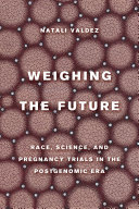 Weighing the Future Book