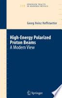 High Energy Polarized Proton Beams