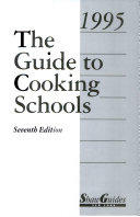 The Guide to Cooking Schools Book