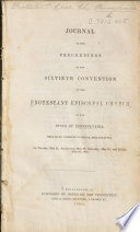 Journal Of The Convention