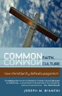 Common Faith, Common Culture