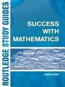 Success with Mathematics