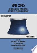 SPB 2015 International Conference of Shells Plates and Beams