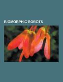 Biomorphic Robots Book