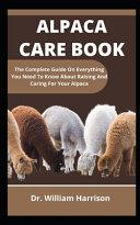 Alpaca Care Book