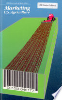 Marketing U S  Agriculture