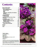 How to select & grow African violets and other gesneriads