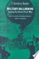 Military Ballooning During The Early Civil War