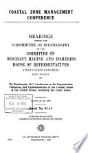 Hearings  Reports and Prints of the House Committee on Merchant Marine and Fisheries
