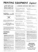 Printing Equipment Engineer Book
