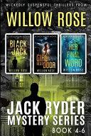 Jack Ryder Mystery Series