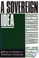 A Sovereign Idea Book