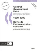 Central Government Debt: Statistical Yearbook 2000