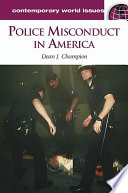 Police Misconduct In America Book PDF