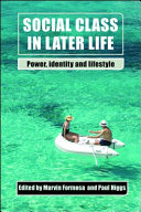 Pdf Social class in later life