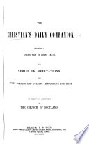 The Christian S Daily Companion
