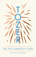 Pdf Tozer on the Almighty God Telecharger
