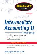 Schaum's Outline of Intermediate Accounting II, 2ed Pdf/ePub eBook