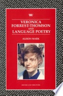 Veronica Forrest-Thomson and Language Poetry