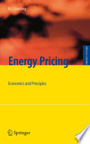 Energy Pricing Book