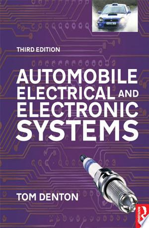 Download Automobile Electrical and Electronic Systems Free Books - Read Books