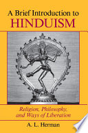 A Brief Introduction To Hinduism Book