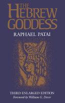 Pdf The Hebrew Goddess Telecharger