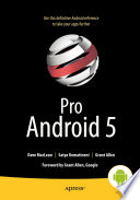 Pro Android 5