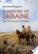 A History of Ukraine Book
