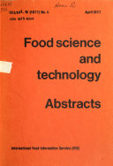 Food Science and Technology Abstracts