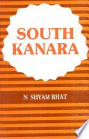 South Kanara, 1799-1860