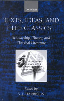 Texts, Ideas, and the Classics