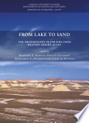 From Lake To Sand The Archaeology Of Farafra Oasis Western Desert Egypt