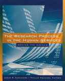 The Research Process in the Human Services