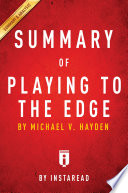 Playing to the Edge Book PDF